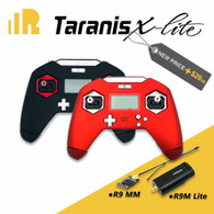 FrSky Taranis X-Lite Transmitter Combo with R9M Lite and R9 MM(Black)