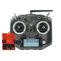 FrSky Taranis Q X7S 2.4GHz ACCESS Transmitter(Carbon Fiber) with R9M 2019