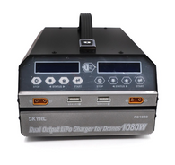 SkyRC PC1080 Dual Channel Lithium Battery Charger