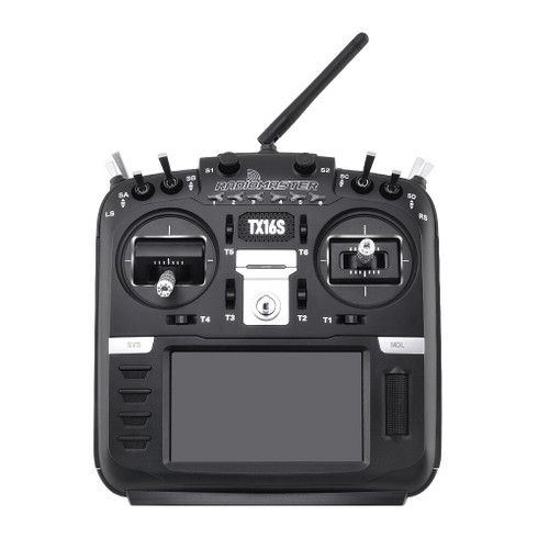 RadioMaster TX16S Hall with TBS CrossFire Micro TX