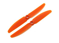 Gemfan Propeller ABS 6030(6x3) Orange (CW/CCW) (2 pairs)