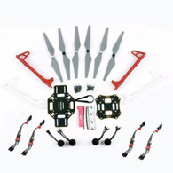 Flame Wheel F450 ARF Kit(with E305 4 Axes Power System)