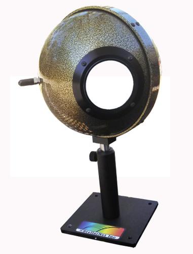 "StellarNet 6"" integrating spheres are great for LED Measurement"