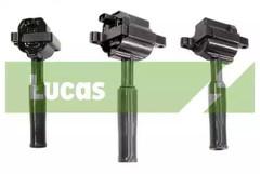 8 x Jagaur Ignition Coils Lucas DMB1151