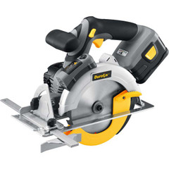 "Durofix Li-ion 18V 165 mm (6-1/2"") Circular Saw with LED Light and Laser Guide"