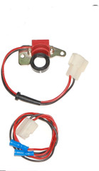 Electronic conversion kit, Ford 4 cly Motorcraft Distributor easy to fit