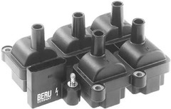 Ignition Coil BERU ZS037 Fits VW & Seat