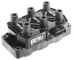Ignition Coil BERU ZS301 Fits OPEL & SAAB & TVR