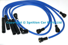 New Ford Pinto OHC Blue ignition leads made here in the England top quality