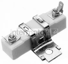 Ballast Resistor, ignition system STANDARD 11290