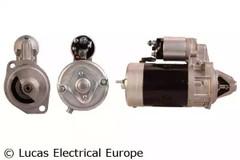 Starter Motor LUCAS ELECTRICAL LRS00814 Fits Mercedes