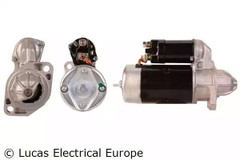 Starter LUCAS ELECTRICAL LRS00871 Fits Opel & Vauxhall