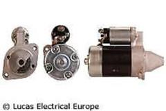 Starter Motor LUCAS LRS00903 Fits Mazda 616 & 929 I & B-serie