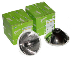 Pair of VALEO  Headlamp for AUSTIN SUZUKI LADA LAND ROVER TRIUMPH HONDA MORRIS