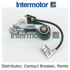 Contact Breaker Points Intermotor 22660 Replaces Bosch 1237013008