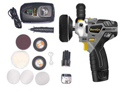 DuroFix 12V 2 Amp 2-SPEED Mini Polisher/Sander RS1214 UK Stock Next day delivery