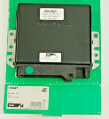 Bosch ECU Fits Vauxhall Calibra 2.0 i 8 Valve C20NE 2.0 litre 1990-97 LRZ607 026