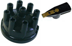 Distributor Cap & Rotor arm For Lucas 35D V8 Distributors UK Stock