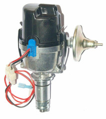 Lucas 25D 4cyl Electronic distributor side entry cap Assembled in the UK