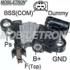 Alternator Regulator Unit Mobiletron VR-B033