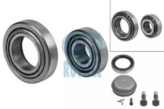 Front Wheel Bearing Kit Fits Mercedez 190 (W201) 1986-93 UK Stock