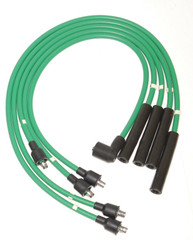 Ford Pinto Green Silicone ignition HT leads Fits OHC Pinto Engine UK Stock