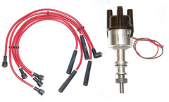 Ford Pinto Bosch Type Electronic distributor to fit any Pinto Engine + HT Leads