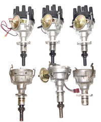 Triumph Stag 35D distributor test service, Timing Vacuum Points Condensor etc