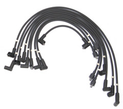 Triumph Stag Silicone High Performance Black HT / Ignition leads
