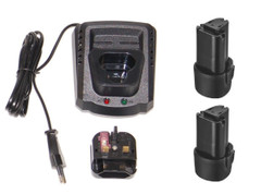 AcDelco + Durofix 12v Battery Charger + Battery (G12 series) B1212LA