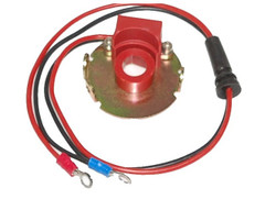 Electronic conversion kit, Fiat 1939-55 Topolino 500 4 cly fitting service