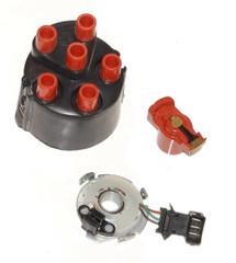 Distributor Repair Kit fits BOSCH 0237028007 Audi Quattro