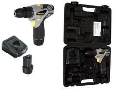 Durofix 12 volt 2 speed Drill G12 Batteries RD12119 tool kit