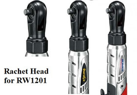 Rachethead for RW1201 Acdelco and Durofix tools