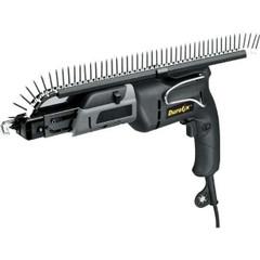 240v Collated Decking / DryWall Autofeed Screw Gun Screw Gun Drill & 2000 screws