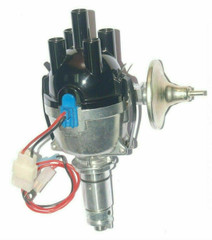 Lucas 25D 4cyl Electronic distributor Top entry cap Assembled in the UK