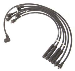 Zündung Kabel Kit, Satz, Ford X Durchfluss Motoren Hergestellt & Lagernd UK