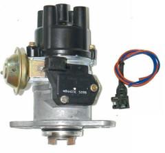 New Original Lucas Distributor Ford Reliant Morgan CVH 1600 with Wiring Loom