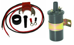 Nippon Denso Electronic conversion & Coil replaces points Ultra Spark UK Stock