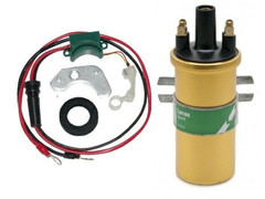 Electronic Ignition Kit for Ducellier Distributors fitted to Land Rover Mini etc