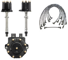 New Distributor with new cap and rotor arm, & Ignition Leads for V8 Volvo Penta