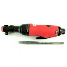 "ANW301  3/8"" Ratchet Wrench   Features     ● Lightweight and ergonomic body.  ● Dust-free sealed head design.  ● Rear exhaust design."