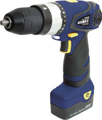 "Kobe DDH180 Li-ion 18V 13 mm (1/2"") 2-Speed Hammer Drill / Drill / Driver"