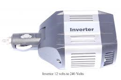 Power Invertor 12 volt 0r 24 volt to 220 Volt
