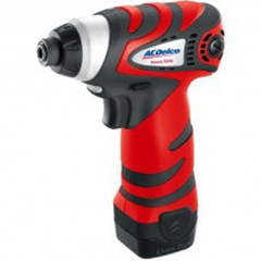 ACDelco Li-ion 10.8V Impact Driver with Drill and Screw Driver converter