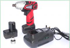 "ACDelco Li-ion 18V 180Nm 1/2"" Impact Wrench Driver / Drill / Screw Driver ARI205"