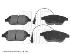 Front Brake Pad Set, disc brake BLUE PRINT ADL144213
