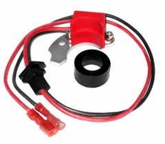 Electronic conversion kit, For Lucas 22D & 25D 6 CLY Distributors