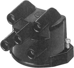 45D distributor cap side entry DDB194 Screw or clip on