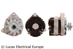 Alternator Lucas LRA00191 Fits Renault